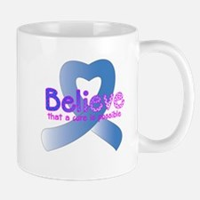 Believe, Colon Mug
