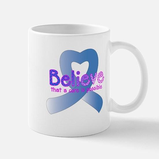 Believe, Colon Mug