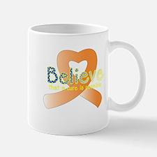 Believe, Leukemia Mug