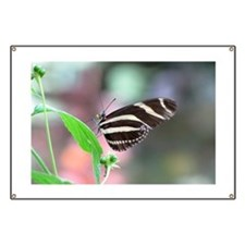 Helaine's Butterfly Banner