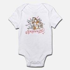 ... of the silvery moooon. Infant Bodysuit