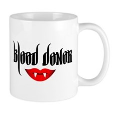 BloodDonorMug Mugs
