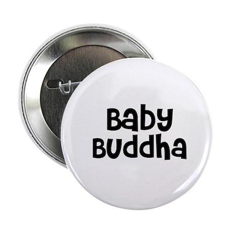 "Baby Buddha 2.25"" Button (10 pack)"
