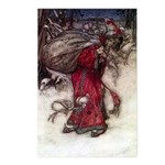 Arthur Rackham Holiday Postcards (Package of 8)