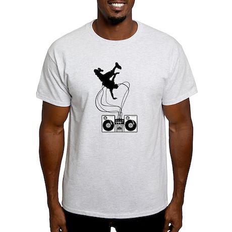 Breakdancer Black Light T-Shirt