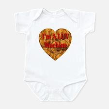 I'm A Love Machine Infant Creeper