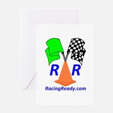 Racing Ready Greeting Cards (Pk of 10)