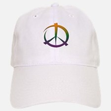 Peace Sign '08 Baseball Baseball Cap