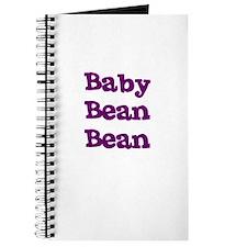 Baby Bean Bean Journal