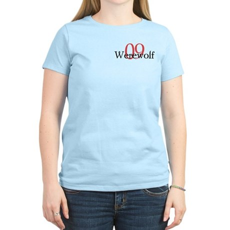 Year of the Werewolves Women's Light T-Shirt