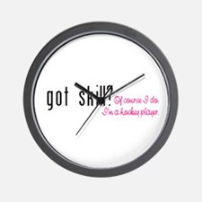 Got Skill Wall Clock