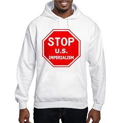 Stop U.S. Imperialism Hoodie