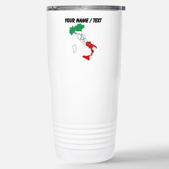 Cute Italian Travel Mug