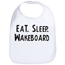 Eat, Sleep, Wakeboard Bib