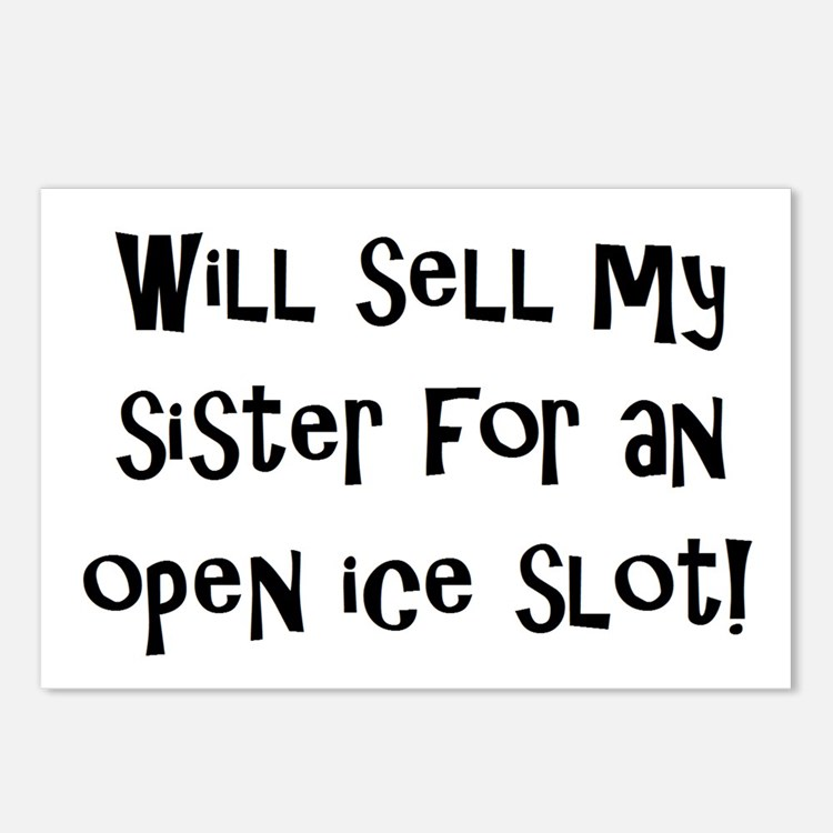 Will Sell My Sister Postcards (Package of 8)