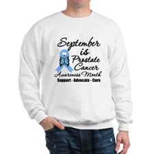 Prostate Cancer Month v3 Sweatshirt