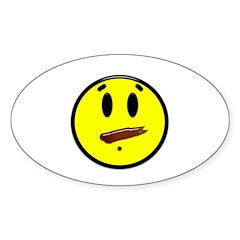 Sanchez Oval Sticker (50 pk)