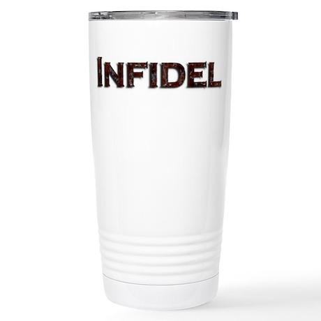 Infidel Stainless Steel Travel Mug