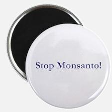 """Stop Monsanto 2.25"""" Magnet (100 pack)"""