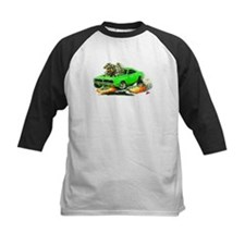 Dodge Charger Lime Car Tee