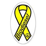 Biodiesel - Yellow Peace Ribbon