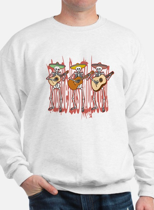 Mariachi Skeleton Trio Jumper