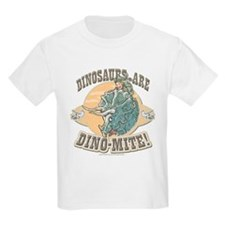Example Boys Dino-Mite Kids T-Shirt