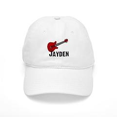 Guitar - Jayden Baseball Cap
