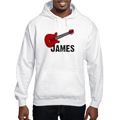 Guitar - James Hoodie