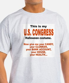 This Is My Congress Costume T-Shirt