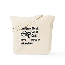 The Jesus Prayer Tote Bag