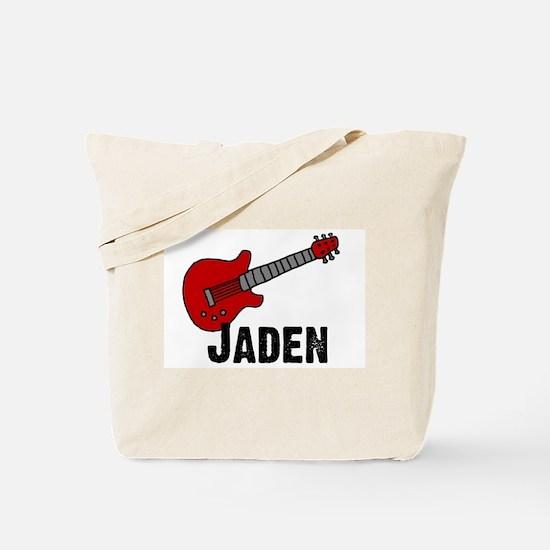 Guitar - Jaden Tote Bag