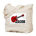 Guitar - Jacob Tote Bag