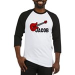 Guitar - Jacob Baseball Jersey