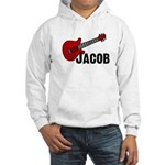Guitar - Jacob Hooded Sweatshirt