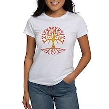 Distressed Tree IV Tee