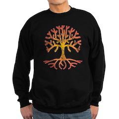Distressed Tree IV Sweatshirt
