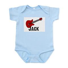 Guitar - Jack Infant Creeper