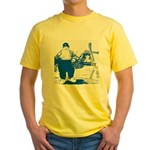 Dutch Boy Yellow T-Shirt