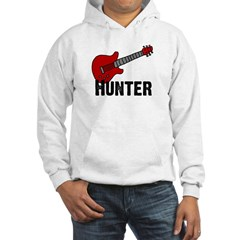 Guitar - Hunter Hoodie