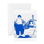 Dutch Boy Greeting Card