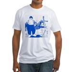 Dutch Boy Fitted T-Shirt