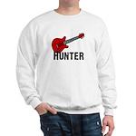 Guitar - Hunter Sweatshirt