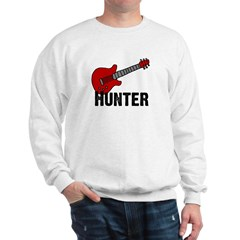Guitar - Hunter Sweatshirt