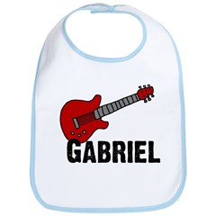 Guitar - Gabriel Bib