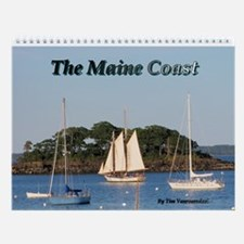Maine Coast Calendar