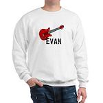 Guitar - Evan Sweatshirt