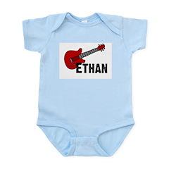 Guitar - Ethan Infant Creeper
