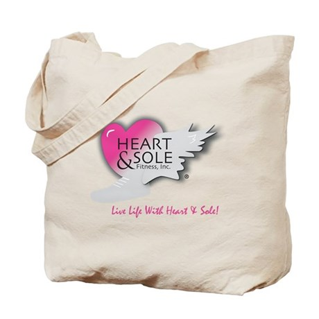 Heart and Sole Tote Bag