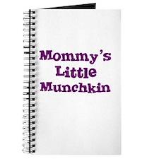 Mommy's Little Munchkin Journal